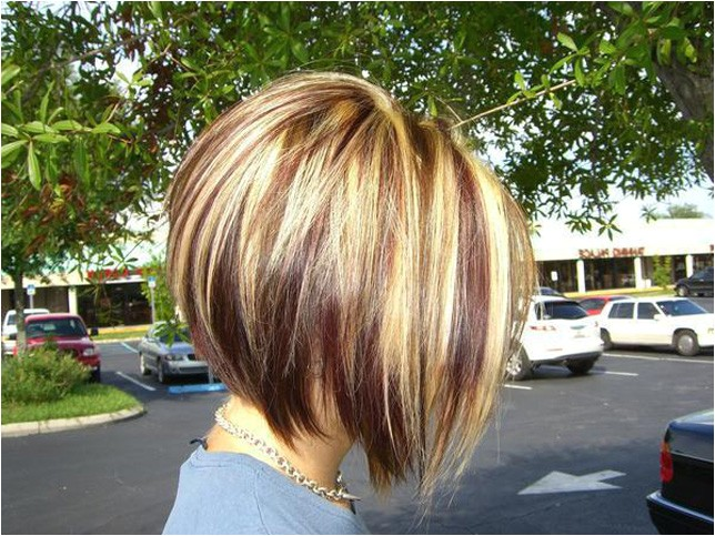 benefits short stacked bob hairstyles
