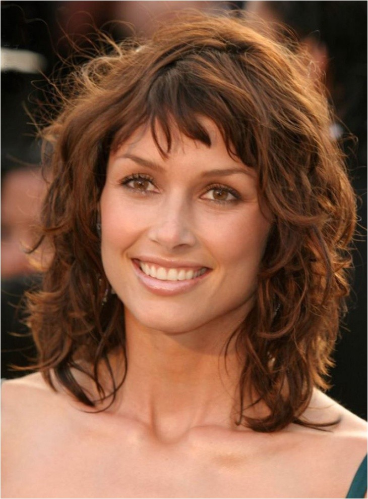 Short to Mid Length Curly Hairstyles Medium Length Haircuts 2016