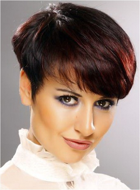 short wedge haircut pictures