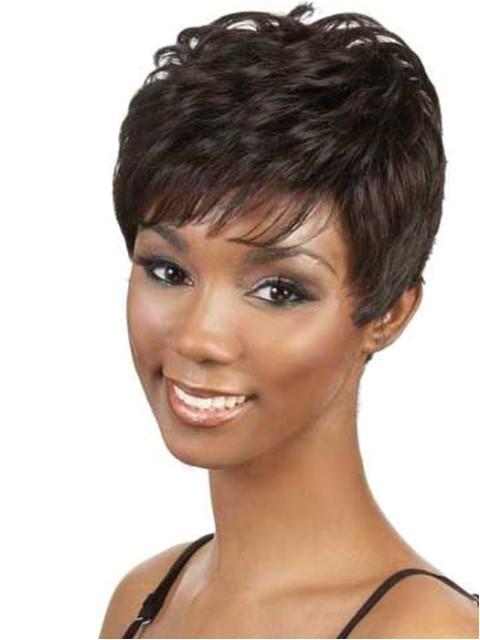 pixie wigs for black women