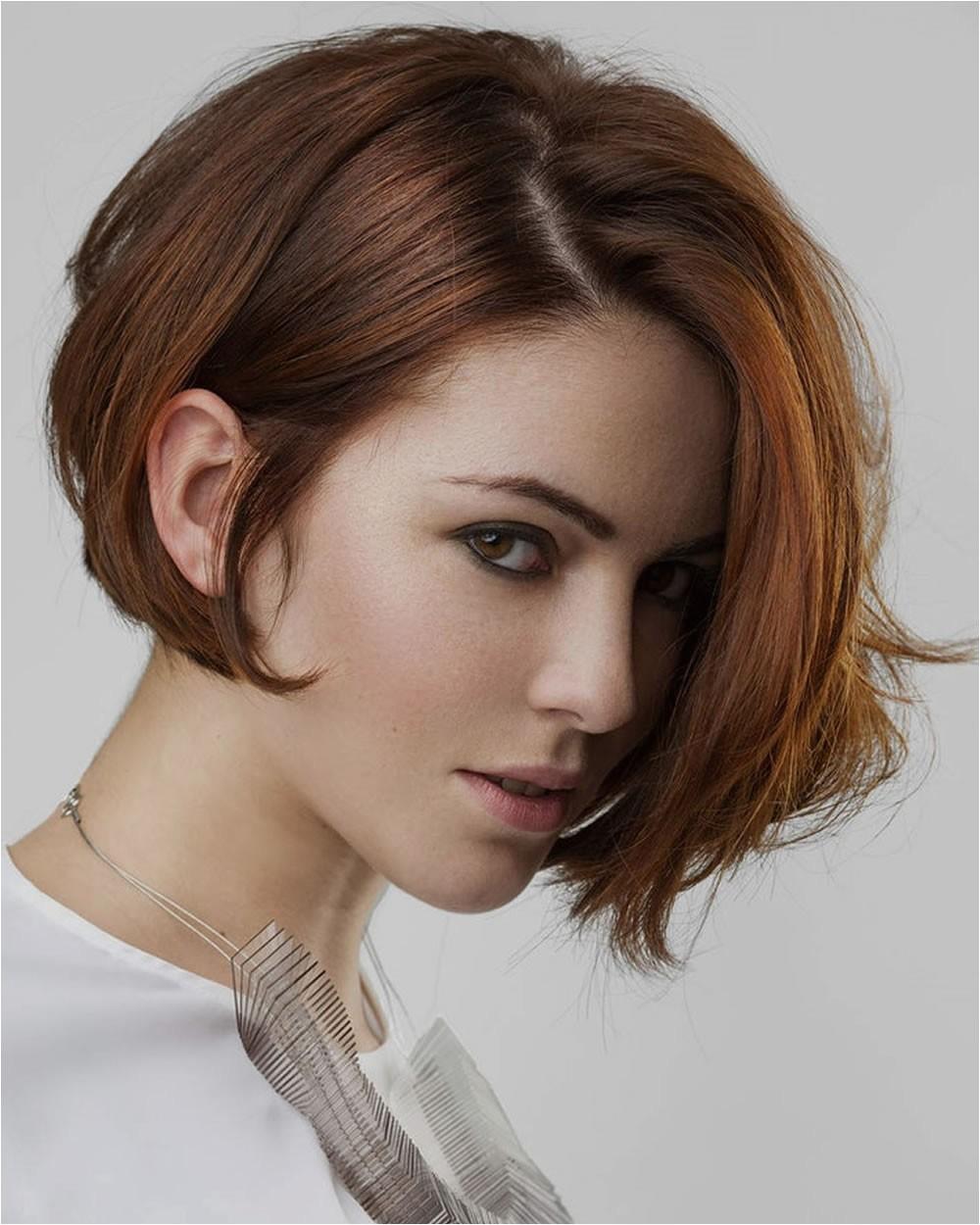 medium bob haircuts
