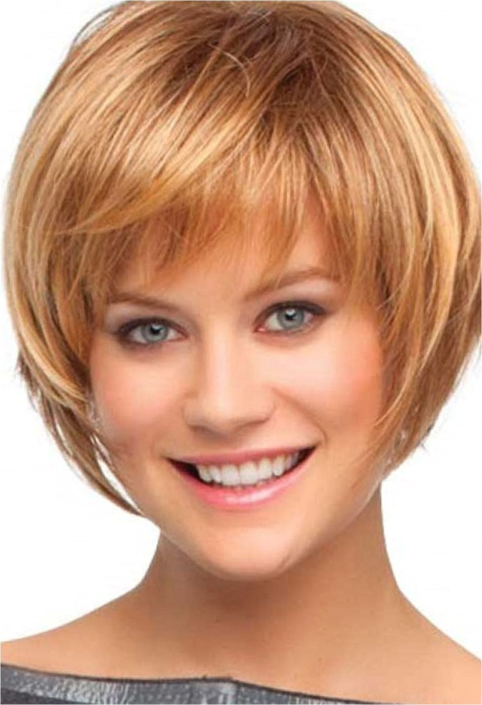 Shorter Bob Haircuts Short Bob Hairstyles with Bangs 4 Perfect Ideas for You