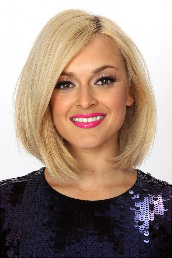 medium cascade and bob haircuts for women