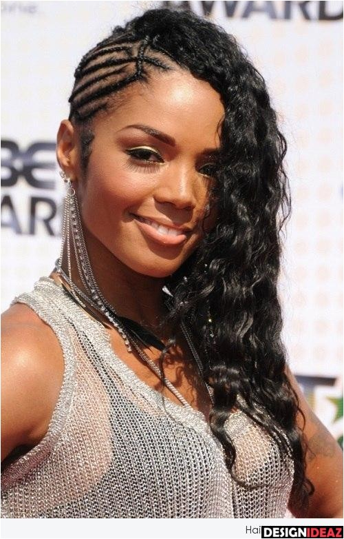 10 cute braided hairstyles african american side puff
