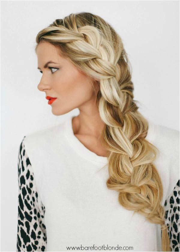 inspiring side braid hairstyles from pinterest