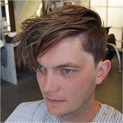 15 spectacular side parted mens hairstyles