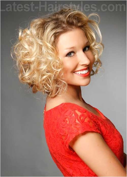15 easy hairstyles for short curly hair respond