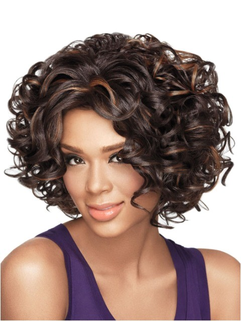 medium length hairstyles curly hair