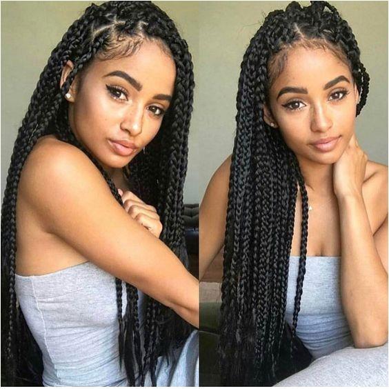 spanish girls with box braids