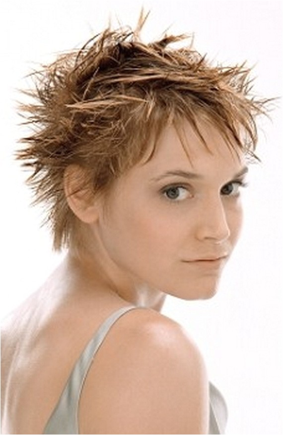 10 short spiky haircuts