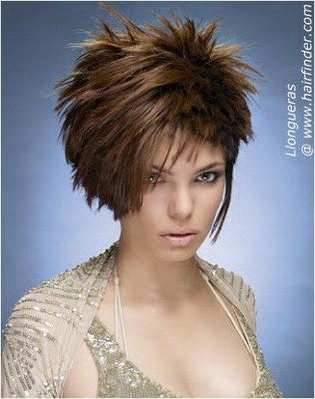 how to cut women hair short and spiky