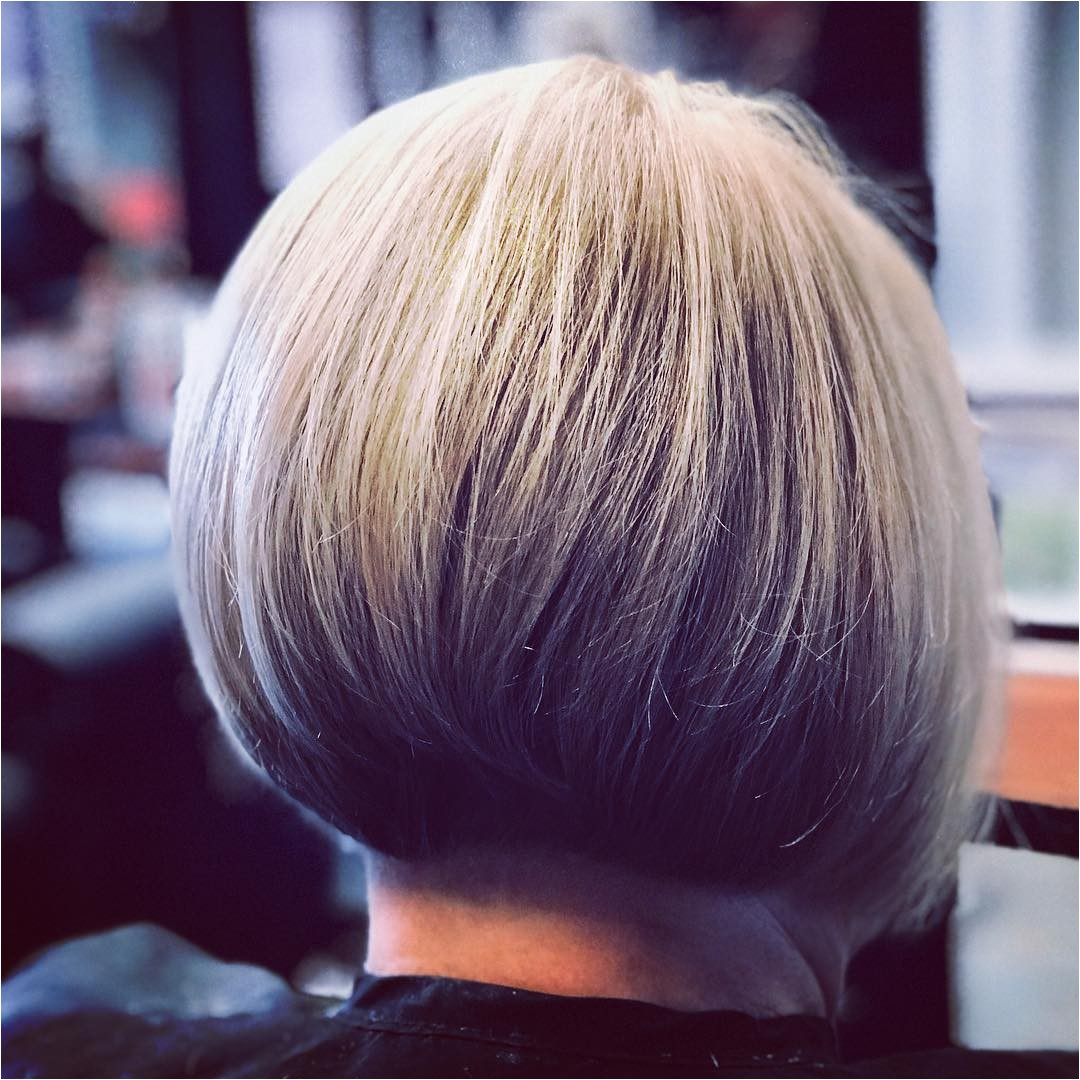18 super hot stacked bob haircuts short hairstyles women 2015