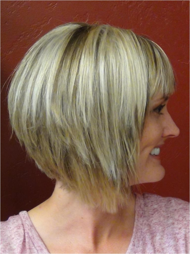 Stacked Bob Haircuts for Round Faces Stacked Hairstyles for Round Faces Hairstyles by Unixcode