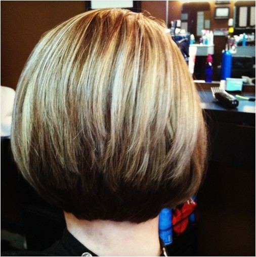 12 stacked bob haircuts short hairstyle trends