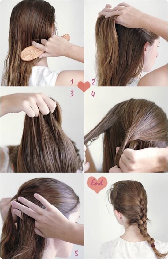 9 easy and cute french braided hairstyles for daily creation blog47