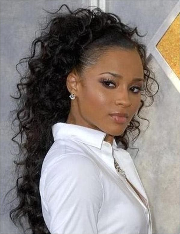 cute long hairstyles for black women