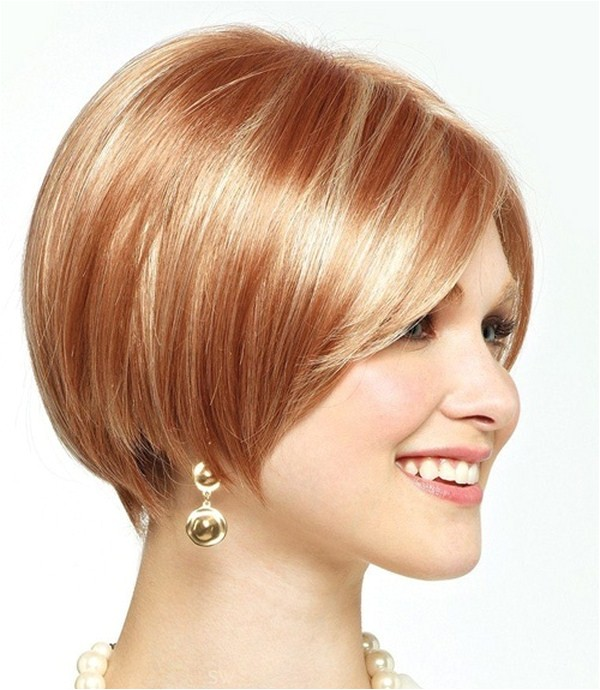 8 swing bob haircut