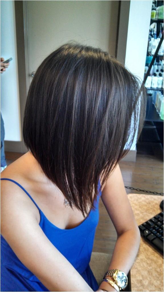 8 swing bob haircut