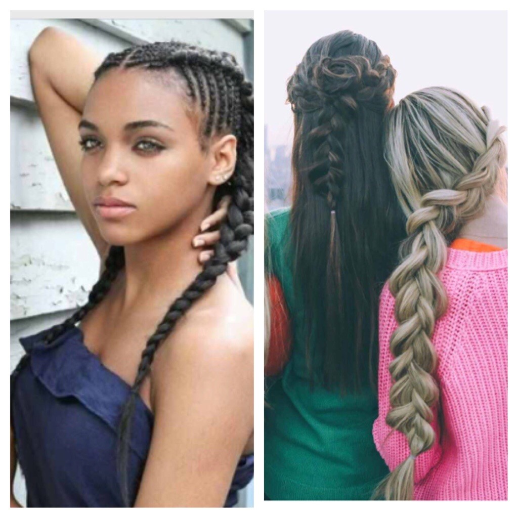 seven various ways to do braid hairstyles for teenagers braid hairstyles for teenagers