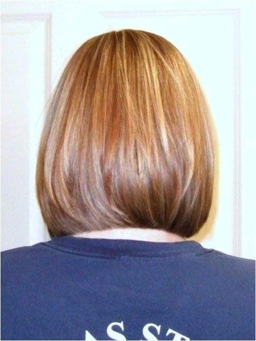 20 bob hairstyles back view