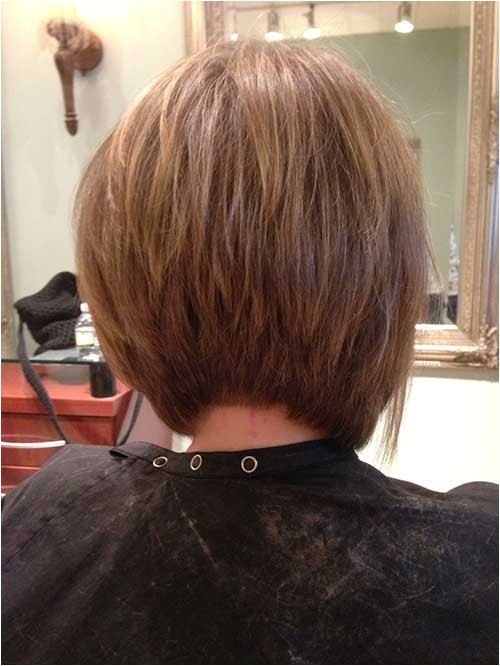 The Back Of Bob Haircuts 20 Inverted Bob Back View