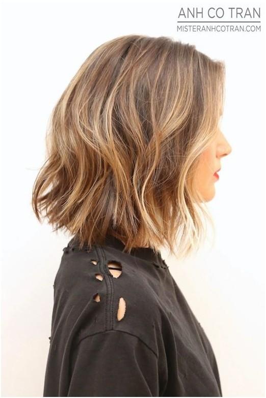 12 stylish bob hairstyles wavy hair