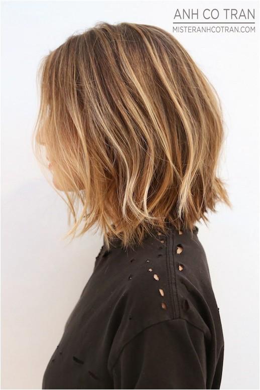 the perfect bob haircut
