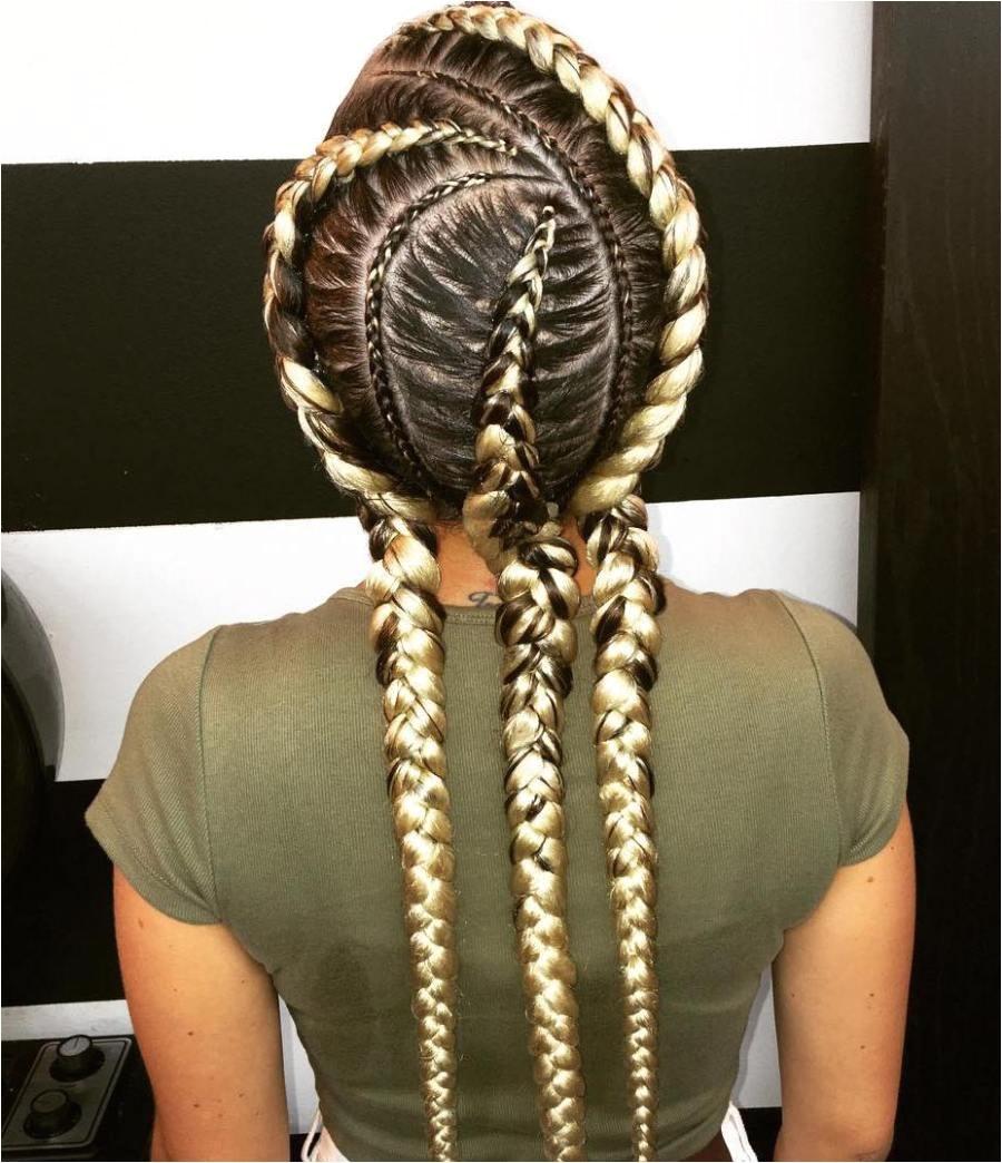 31 ghana braids styles