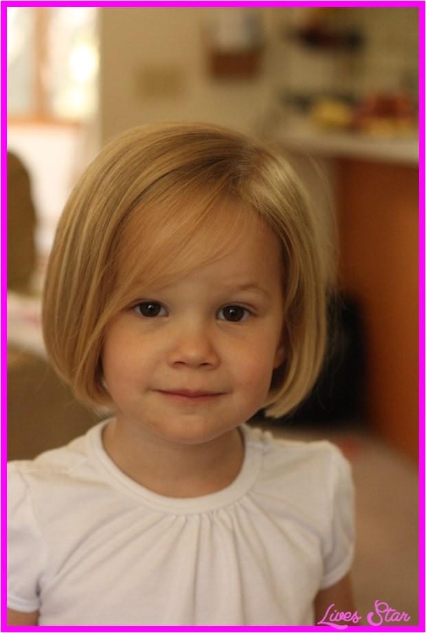 Toddler Bob Haircut toddler Girl Bob Haircut Livesstar