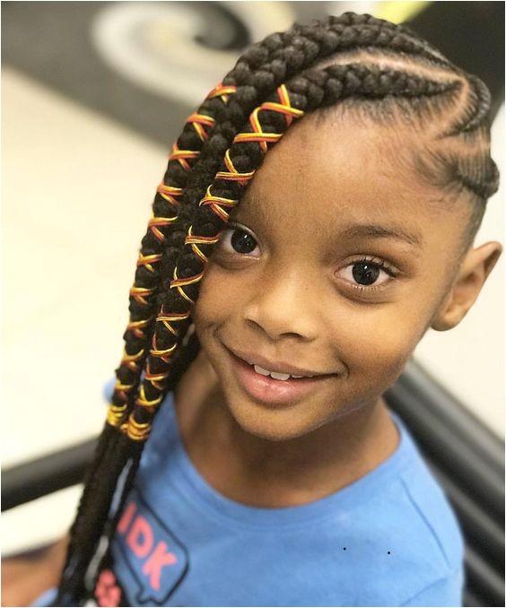 Toddler Braiding Hairstyles 2018 Kids Braid Hairstyles Cute Braids Hairstyles for Kids