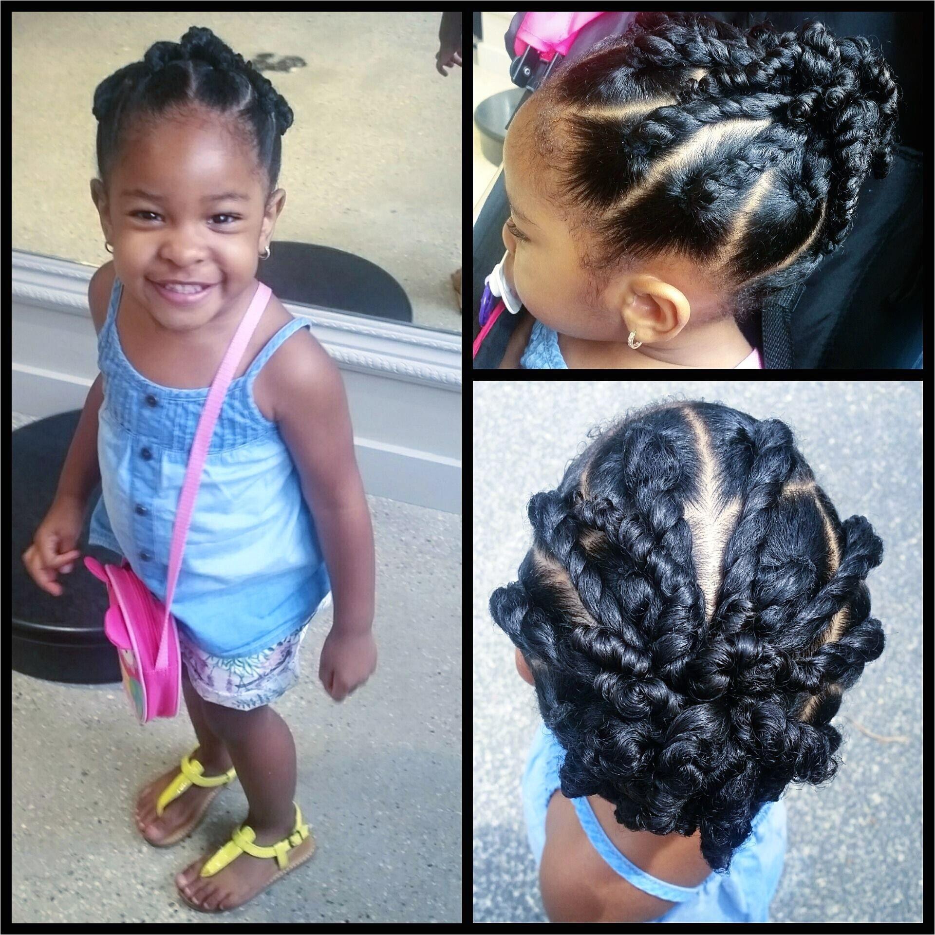 cute baby girl hair style