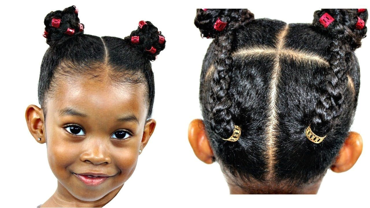 Hair Tutorial For Little Girls