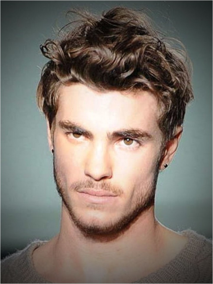 Trendy Haircuts for Men with Curly Hair Men S Curly Hairstyles 50 Ideas S & Inspirations