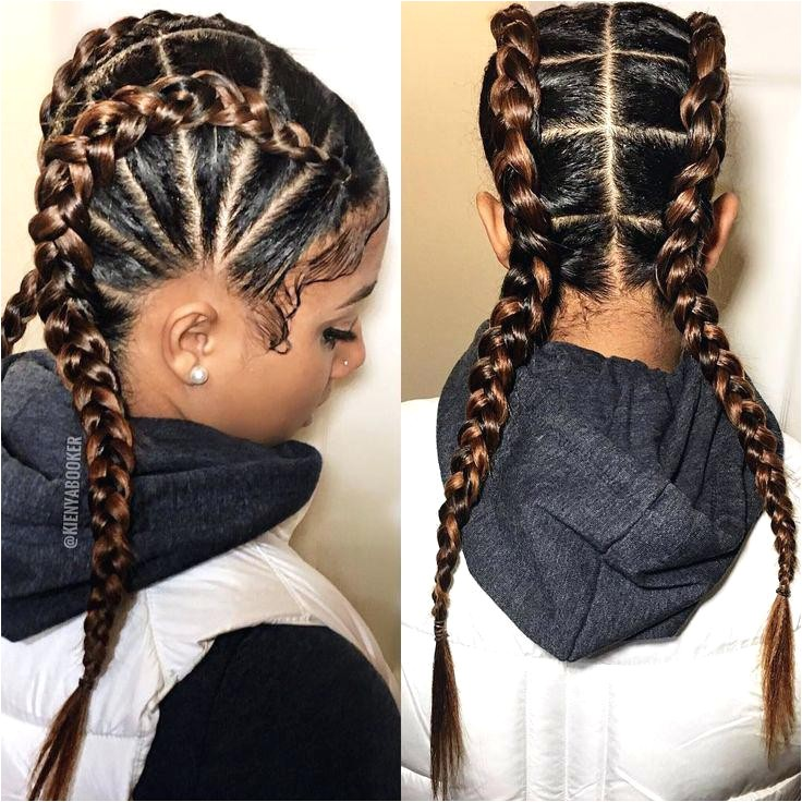 unique style5 braid styles without weave black braided hairstyles without weave two braid hairstyles with weave
