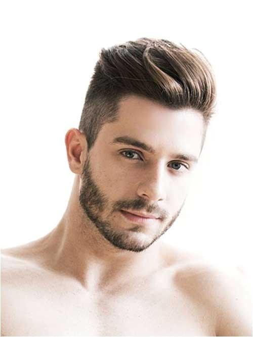 face type hair styles for men respond