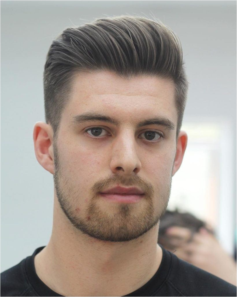 the most flattering haircuts for men by face shape