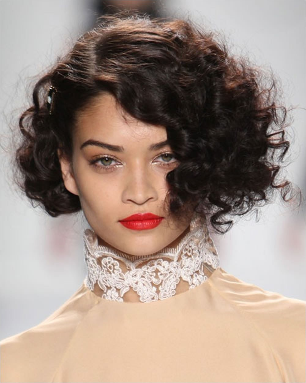 Types Of Hairstyles for Curly Hair 22 Popular Hairstyles for Curly Short Hair