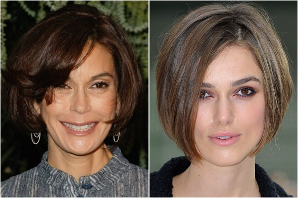 ugly bob hairstyles the perfect haircut for your face shape