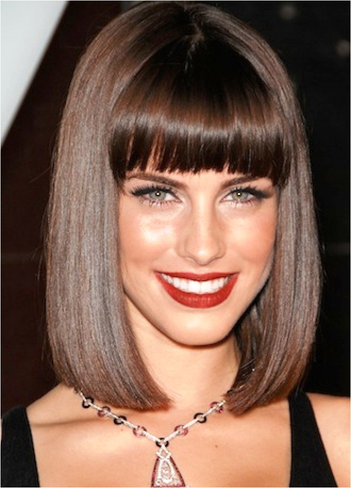 15 ultra classic bob hairstyles with diverse bangs