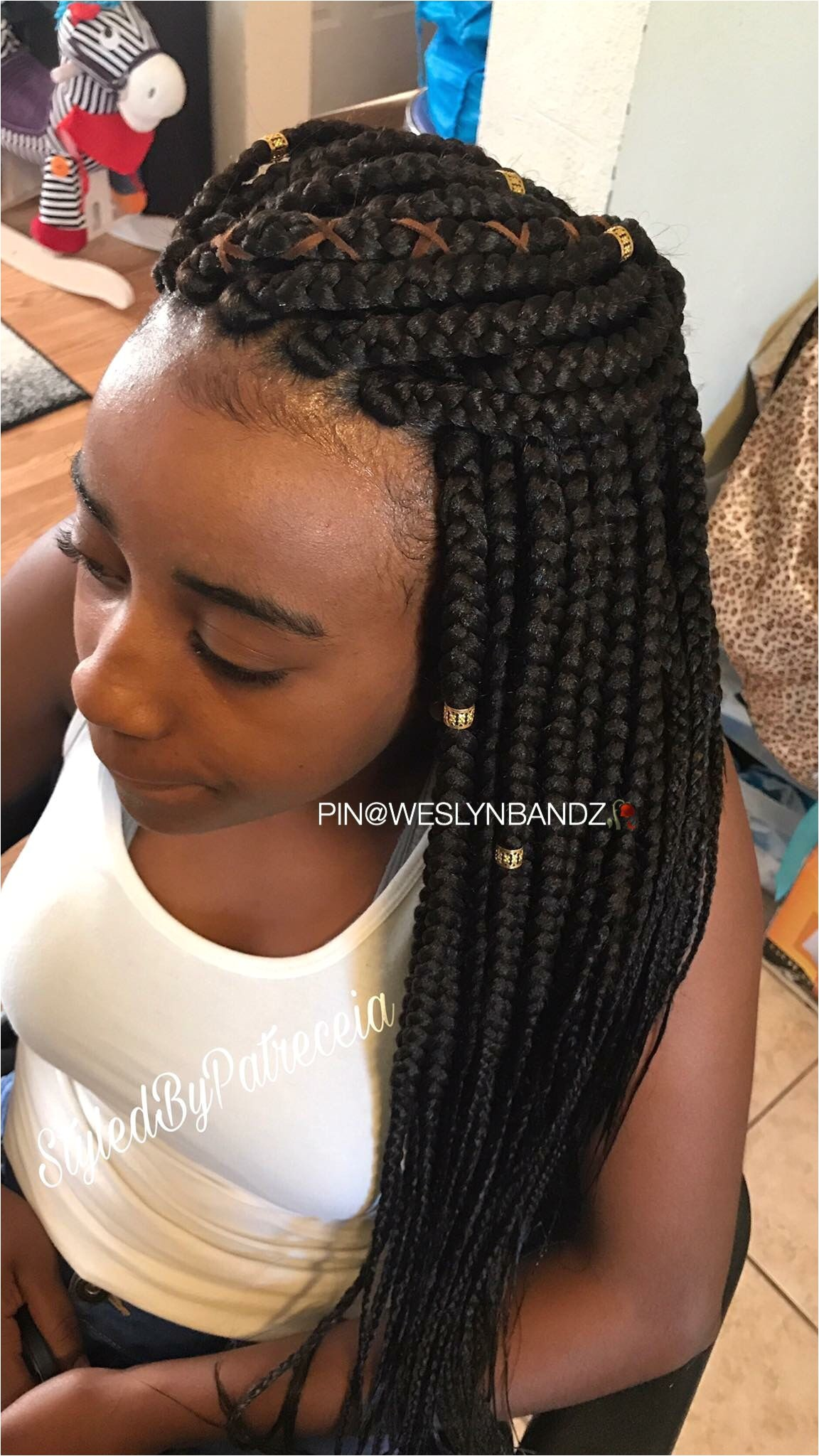 Box Braids Updo Hairstyles s Inspirational Don T Know What to Do with Your Hair Check