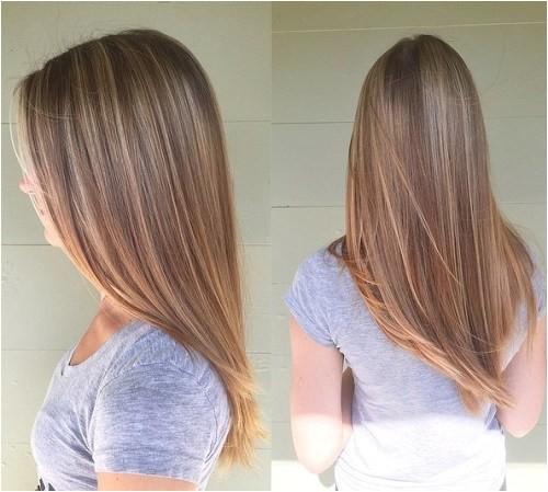 v cut and u cut hairstyles