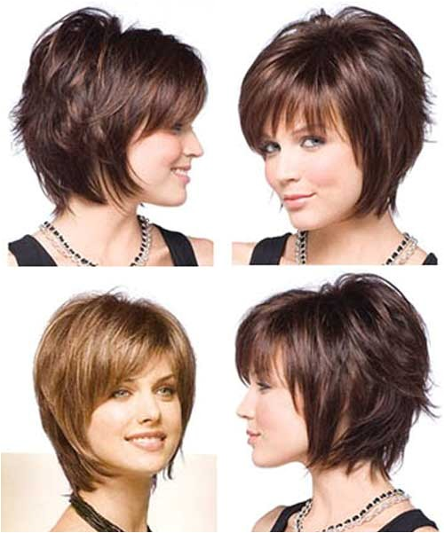 Very Short Layered Bob Haircuts 20 Nice Short Bob Hairstyles