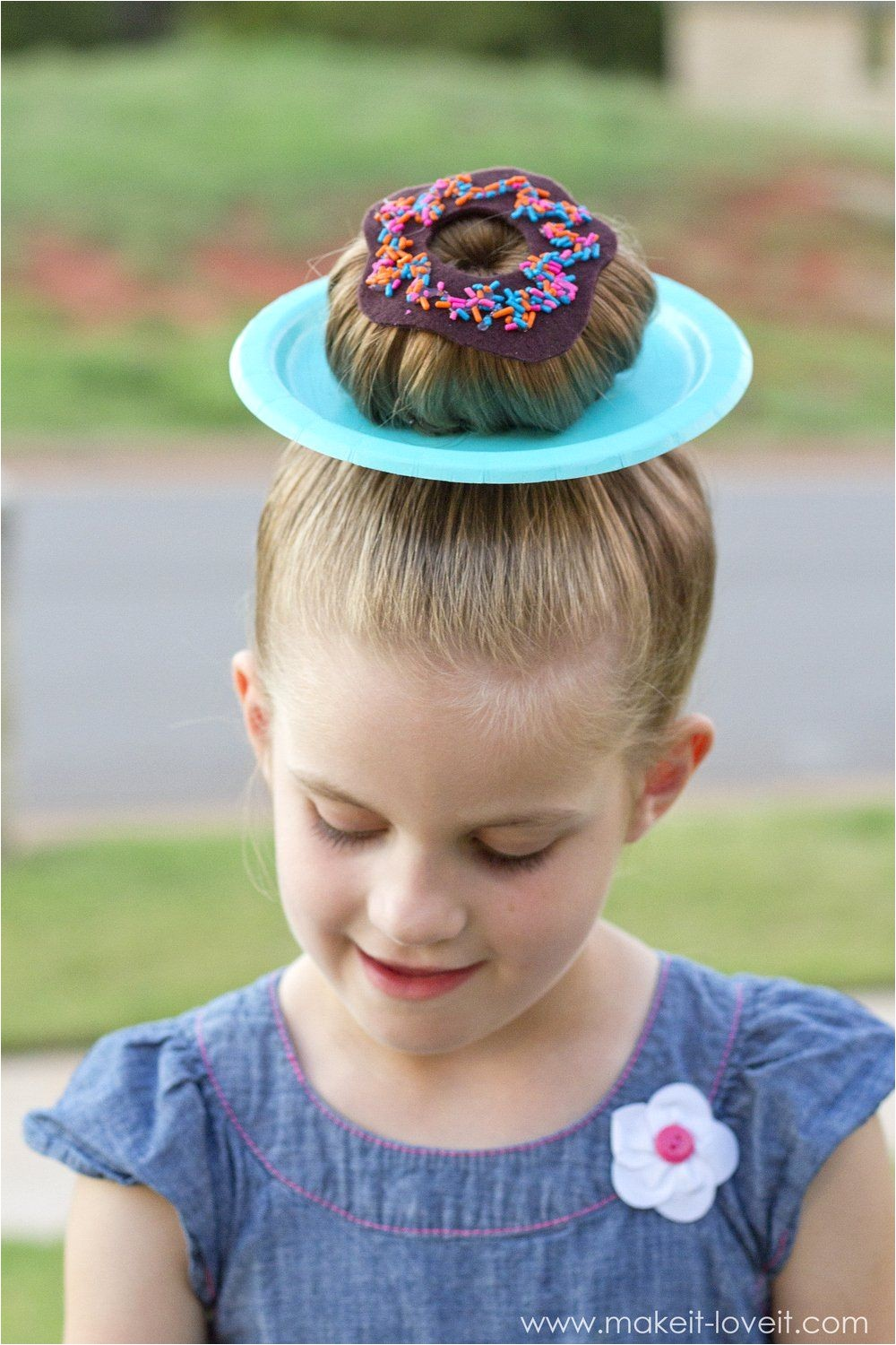 """Best Hairstyles for School Day Awesome 25 Crazy & Easy """"wacky Hair"""