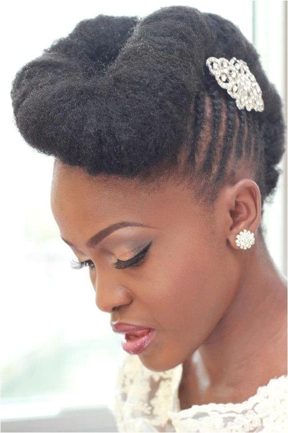 15 awesome wedding hairstyles black women