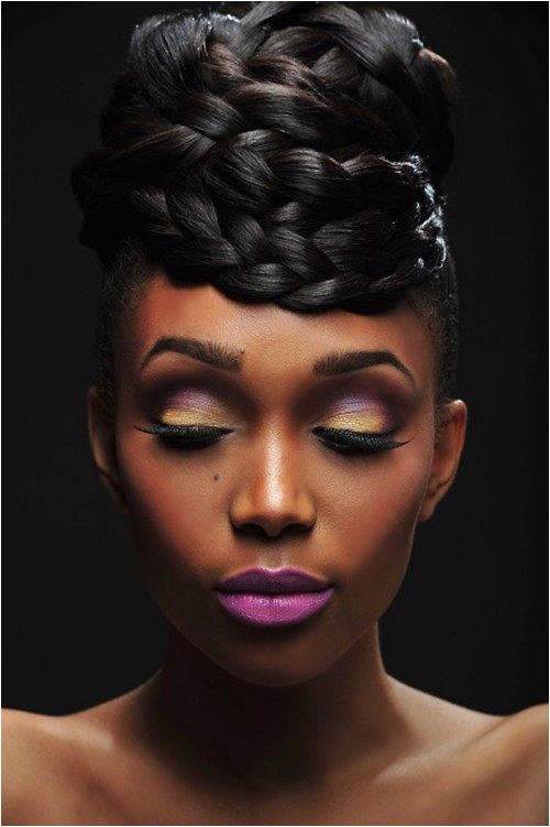striking black wedding hairstyles 2014 more 1033