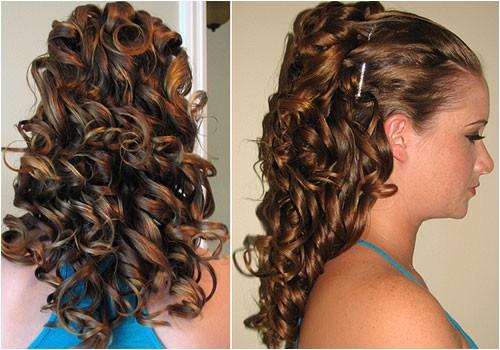 half up half down wedding hairstyles