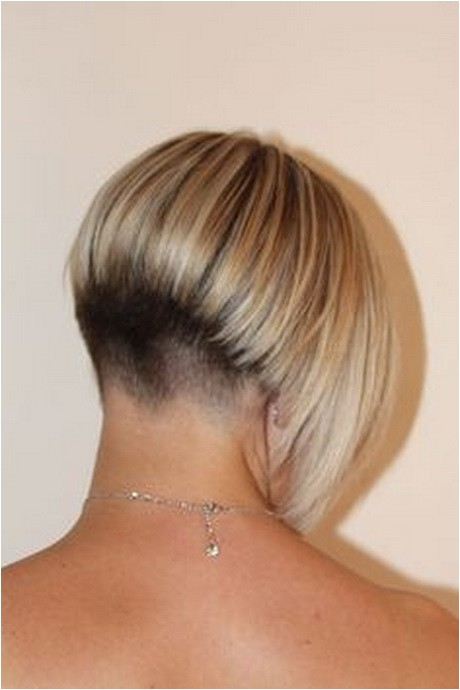 short wedge hairstyles