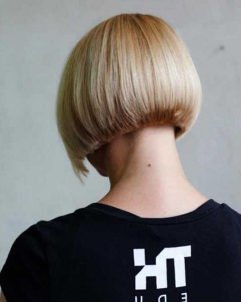 wedge haircut back view