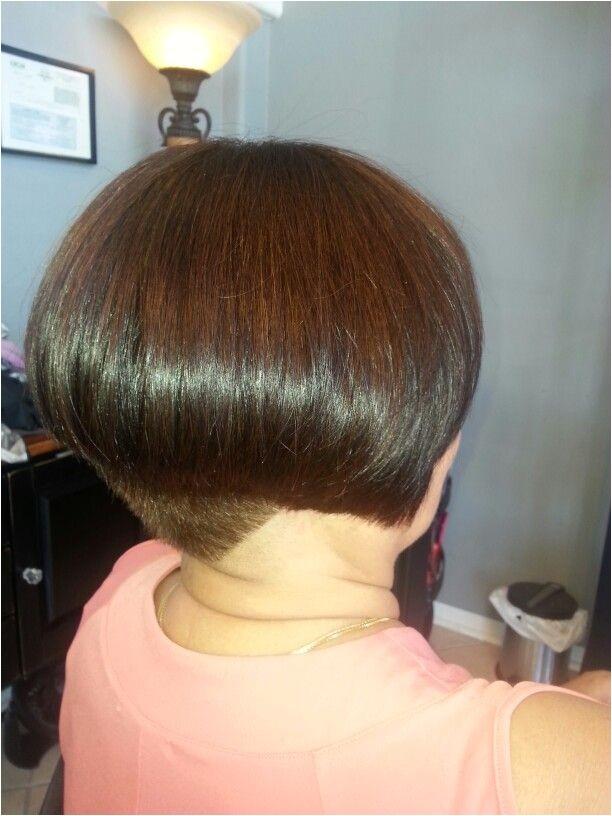short wedge bob haircut