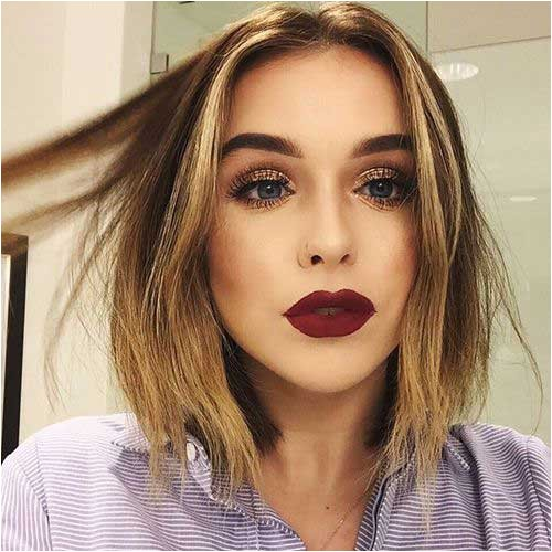 new trend blunt bob haircut pictures